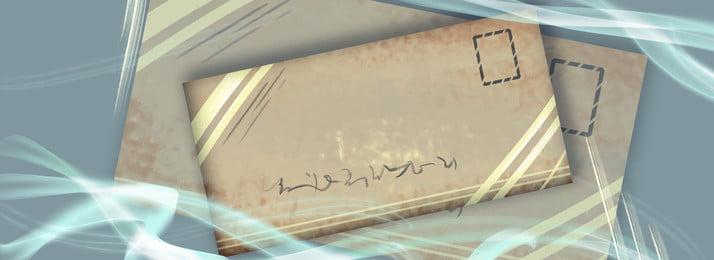 封筒枕クッションコンテナの背景 紙 通貨 金 背景画像