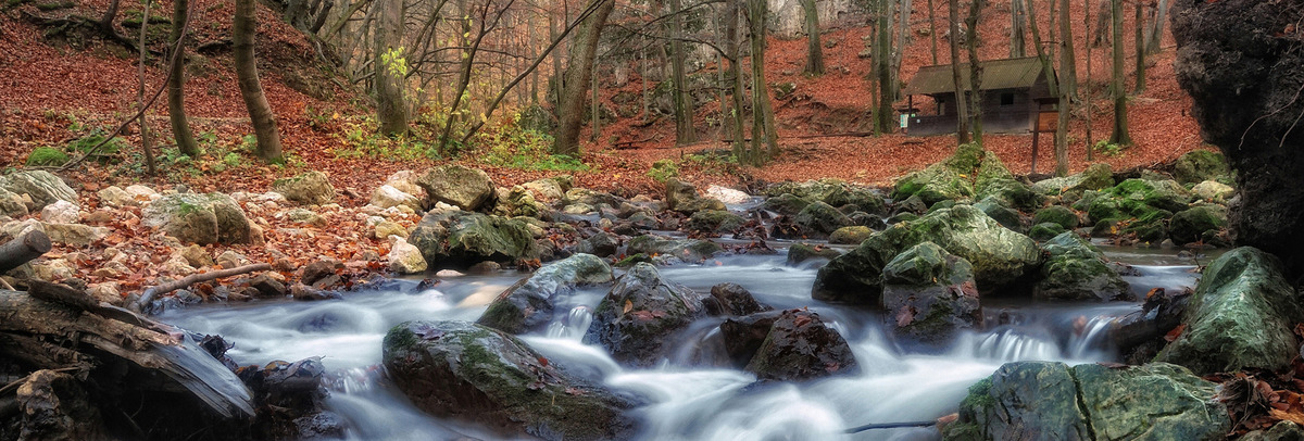 Waterfall River Forest Stream Background, Rock, Landscape, Stone, Background image