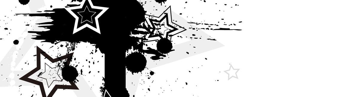 潮流破墨水彩背景 破墨背景 水彩の背景 星 背景画像