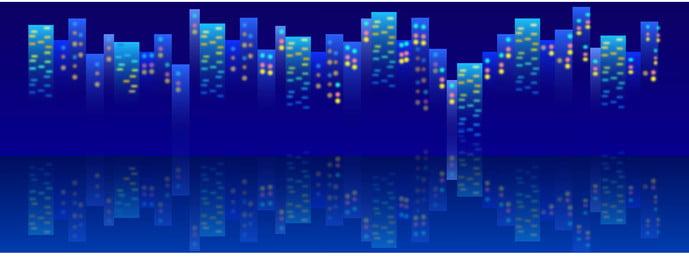 на набережной города река ночь городской пейзаж архитектура Фоновое изображение