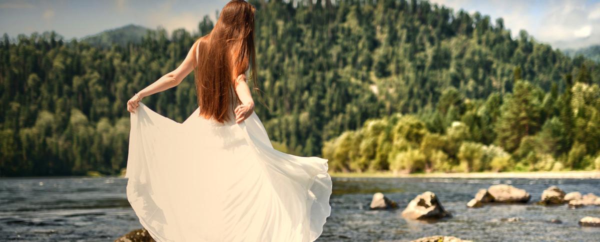 新郎新婦ウェディングドレスの背景 結婚 愛 幸せ 背景画像