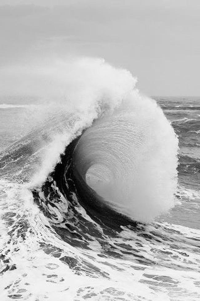 Ocean Body Of Water Sea Wave, Beach, Waves, Landscape, Background image