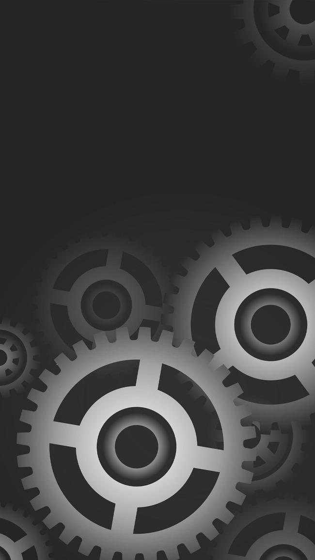 Mecanismo de engranaje máquina industrial de fondo Engranajes Maquinaria La Imagen De Fondo