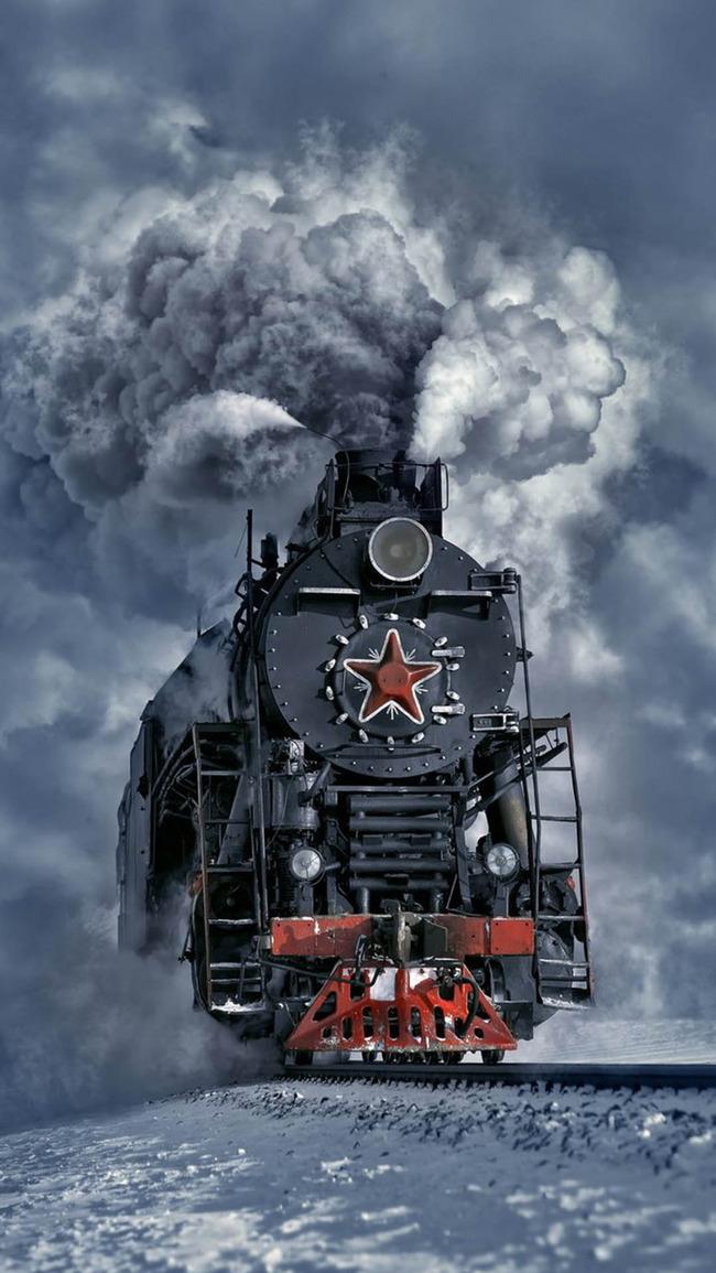 Coal Locomotive Steam Locomotive Steam Train Smoke Transportation