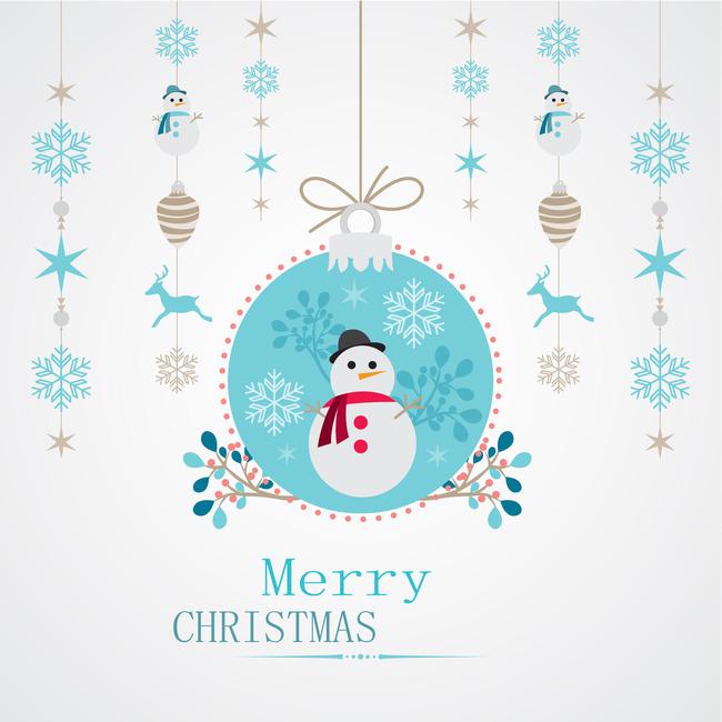 手描きクリスマス雪弔鎖背景素材 手描き クリスマス 雪 背景画像