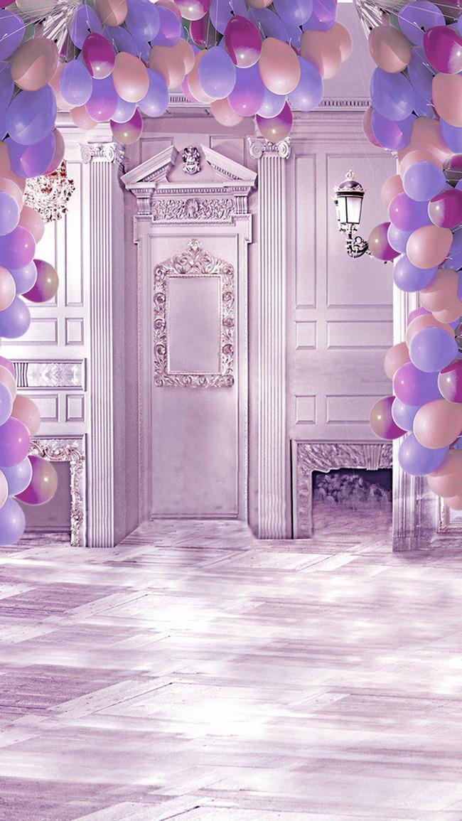 アレイデコレーション 休日 パーティー 王座 背景画像