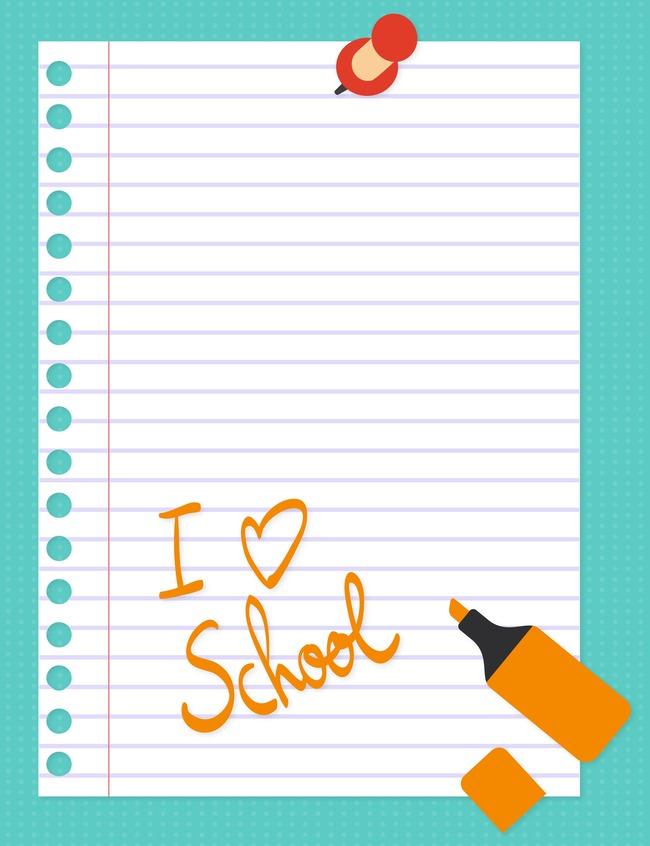 Graffiti Vector Education Background Paper Clip, Creative, Education, Graffiti, Background image