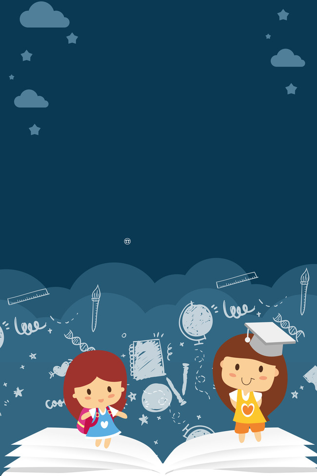 Moon Caribou Deer Holiday, Winter, Art, Decoration, Background image