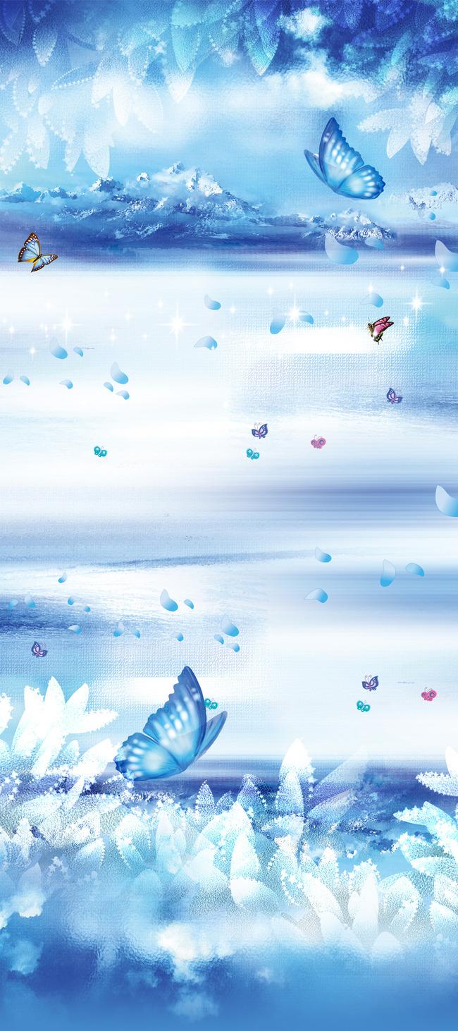 壁紙水彩液体の波の背景 背景 ライト クリーン 背景画像