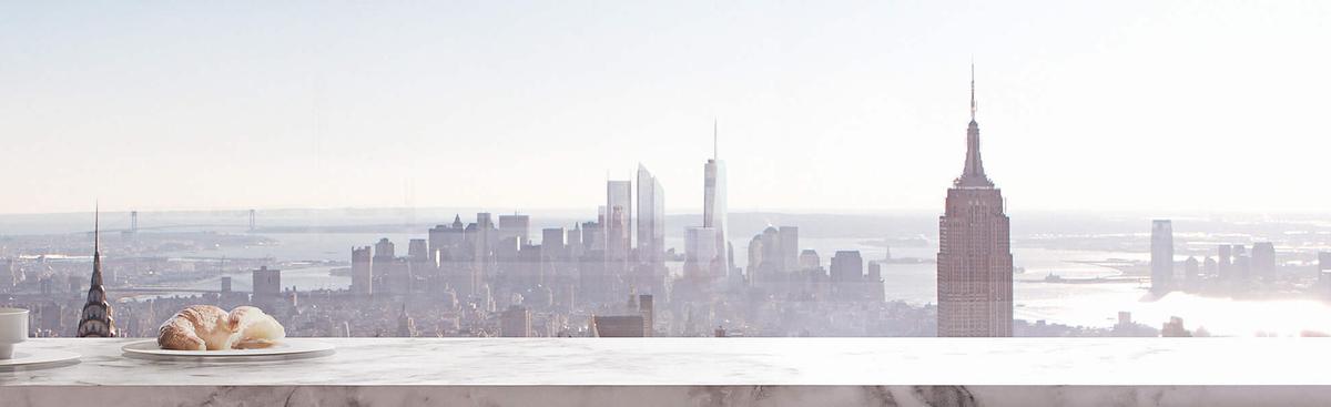 City Skyline Skyscraper Urban, Building, Shoreline, Architecture, Background image