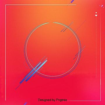 橘紅色背景藍色圓圈 , 背景, 圓, 藍色 背景圖片