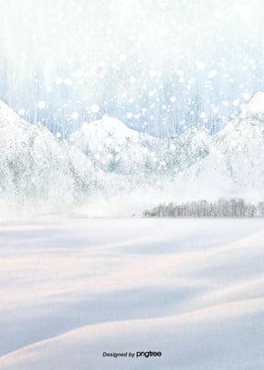 Vẻ đẹp tươi mát gan yếu nền tuyết mùa đông Thuốc Gan Về Hình Nền