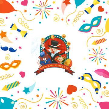 clown fantasy circus elephant animal , Fantasy Circus, Fantasy, Joy Фоновый рисунок