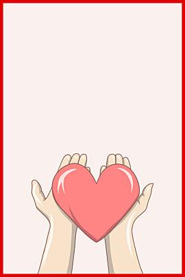 love 愛心傳遞 公益活動 廣告設計 , 心形, 廣告設計, 天使 背景圖片