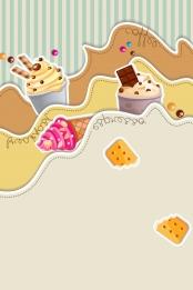 baking dessert poster background template , Baking, Dessert, Poster Background image