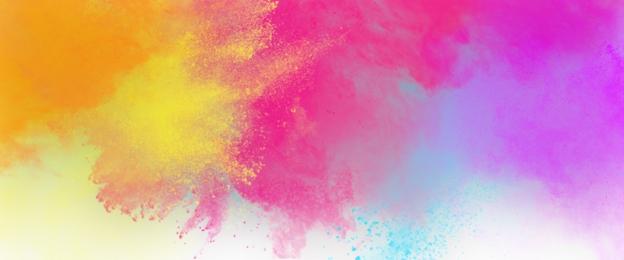 blue background ink effect gradient geometry , Gradient, Ink, Hand Drawn Effect Imagem de fundo