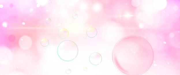 bubble dream romantic blue sky, Gradient, Waterdrop, Banner Фоновый рисунок
