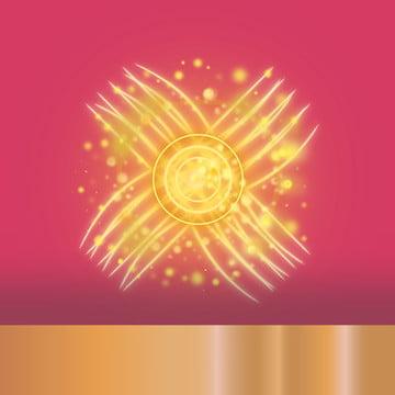 black background golden background light effect eyeliner , Main Picture, Through Train, Picture Imagem de fundo