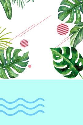 हरे पौधे आधुनिक कला , ग्रीन, प्लांट, कलात्मक पृष्ठभूमि पृष्ठभूमि छवि