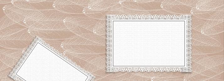 Photo frame photo chocolate dessert Flat Photo Simple Imagem Do Plano De Fundo