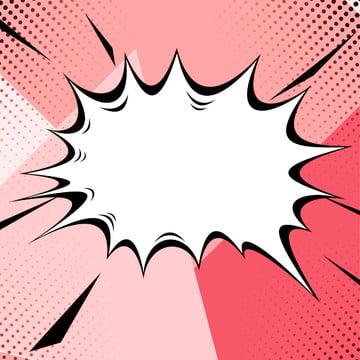 विस्फोट विस्फोट बॉक्स संवाद बॉक्स गुलाबी पृष्ठभूमि , मोबाइल फोनों के लिए चारों ओर, मुख्य, लड़की दिल पृष्ठभूमि छवि