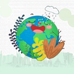 public welfare environmental protection green save the earth , Low Carbon, Welfare, Hands Imagem de fundo