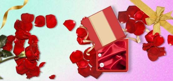 लाल गुलाब तीन आयामी गुलाब गुलाबी गुलाब उपहार लाल गुलाबी गुलाब पृष्ठभूमि छवि