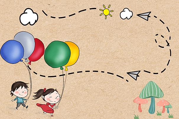 復古兒童幼兒園成長檔案psd模板圖片下載 成長檔案 幼兒園 幼兒園檔案, 復古兒童幼兒園成長檔案psd模板圖片下載, 卡通畫, 復古兒童幼兒園成長檔案冊背景素材 背景圖片