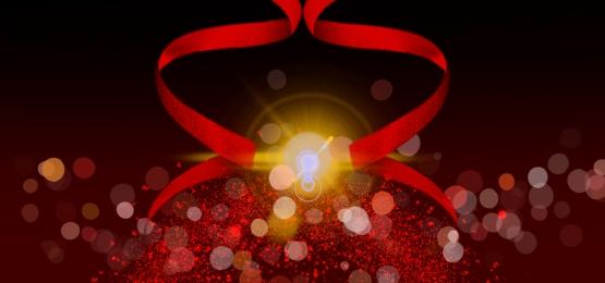 lãng mạn màu đỏ sẫm ruy băng cuộc họp thường niên, Nền Miễn Phí, Ribbon, Nền Ảnh nền