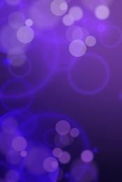 浪漫 夢幻 紫色背景 透明 , 浪漫夢幻的紫色透明氣泡h5背景, 紫色背景, 透明 背景圖片