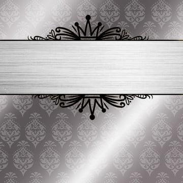 silver texture european pattern invitation classic shading , Line Stripe, Textured, Silver Texture Фоновый рисунок