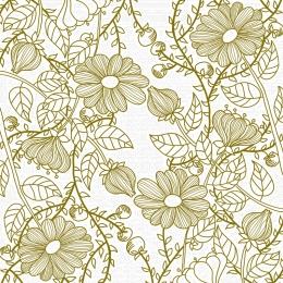 small fresh stick figure pattern advertising background , Fresh, Stick Figure, Flowers Background image