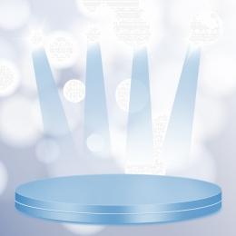照明効果 スポットライト スポットライト 照明 , 照明, スタンド, 舞台照明スポットライトプラットフォーム表示効果マップの背景 背景画像