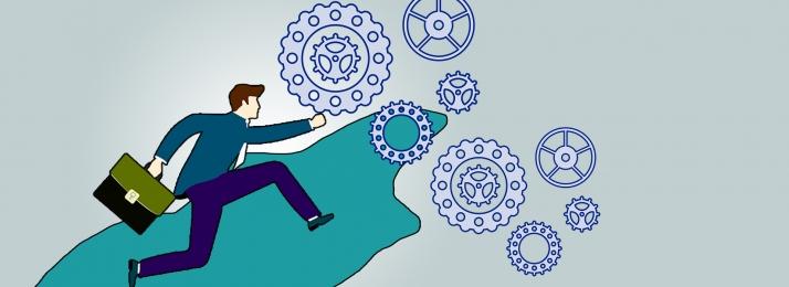 machinery parts vector cartoon, Parts, Cartoon, Vector Imagem de fundo