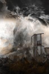 bão tấn công phòng chống thiên tai mưa lớn thảm họa , Bầu Trời, Kiến thức Bảo Vệ An Toàn, Biển Ảnh nền