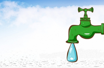 water conservation poster, Energy Saving, Faucet, Resources Background image