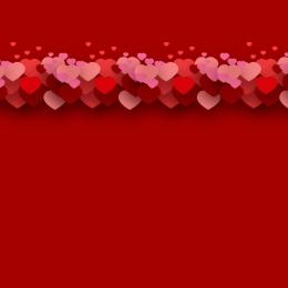婚禮 結婚 情人節 紅心 , 情人節活動廣告背景, 情人節, 婚禮邀請函背景 背景圖片