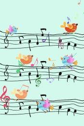 một vài yellow 翠 yellow màu vàng âm nhạc các lớp đào tạo dễ thương , Các Lớp đào Tạo, Vài, Ghi Chú âm Nhạc Ảnh nền