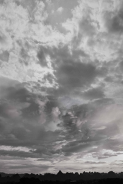 Atmospheric dark clouds background material , Dark Clouds, Sky, Clouds Background image