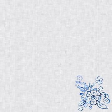 파란색 손으로 그린 봄 여성 , 봄, 여성, 간단한 배경 이미지