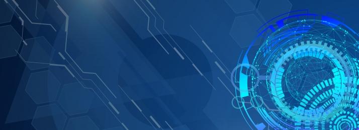 blue technical lens gear, Gradient, Sense, Technology Фоновый рисунок