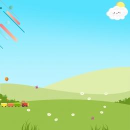 漫画 空 風車 風車 , トレーニング, 本, 空 背景画像