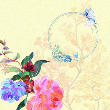 中国風 美しい ナショナルスタイル 手描き , Psd背景素材, 手描き, 中国風 背景画像