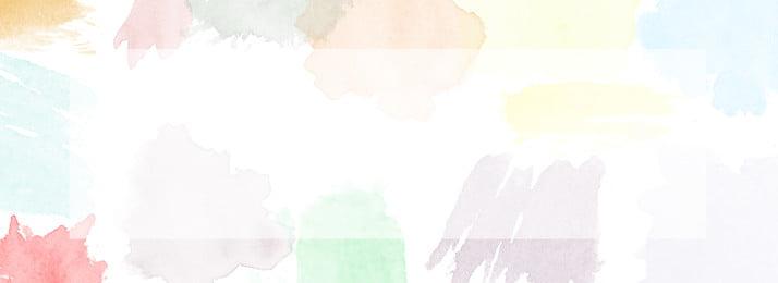 Colorful colorful minimalistic banner Colorful Background Inkjet Imagem Do Plano De Fundo