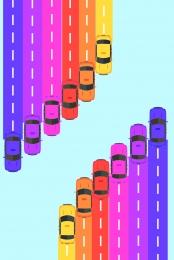 xe đường thương mại họa thông tin , Họa Thông Tin, Màu, áp Phích Xe Ảnh nền