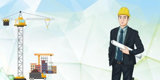 trang web xây dựng xây dựng áp phích nền, Nền Xây Dựng, Poster, Nền Trang Web Ảnh nền
