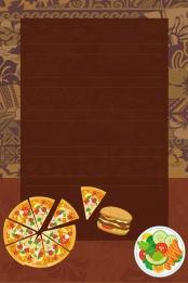 पिज्जा पोस्टर पृष्ठभूमि वेक्टर , पृष्ठभूमि, वेक्टर, पौष्टिक पृष्ठभूमि छवि