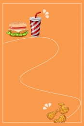 menu fast food order card food menu menu , Fast Food, Burger, Order Imagem de fundo