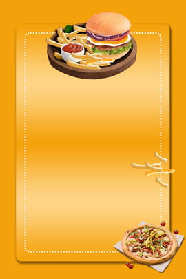fast food shop menu advertising vector , Border, Beverage, Cola Imagem de fundo