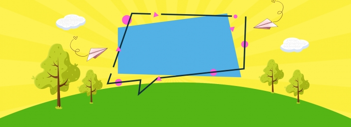 green geometric cartoon education shop home background, Green Background, Geometric Background, Solid Geometry Background image